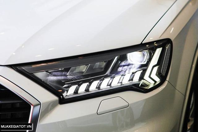 den pha xe audi q7 2020 2021 muaxegiatot vn Đánh giá xe Audi Q7 2022 - Nâng cấp khả năng off-road