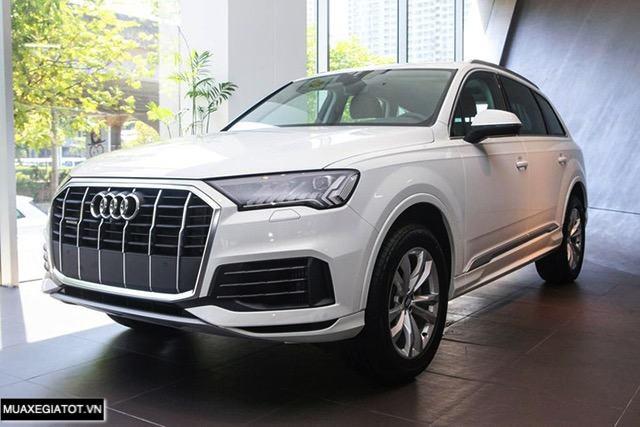 gia xe audi q7 2020 2021 muaxegiatot vn Đánh giá xe Audi Q7 2022 - Nâng cấp khả năng off-road