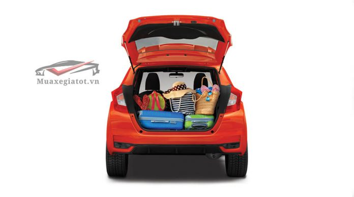 gia xe honda jazz 2020 muaxegiatot com 10 Đánh giá xe Honda Jazz 2021 - Thiết kế trẻ trung, kích thước nhỏ gọn