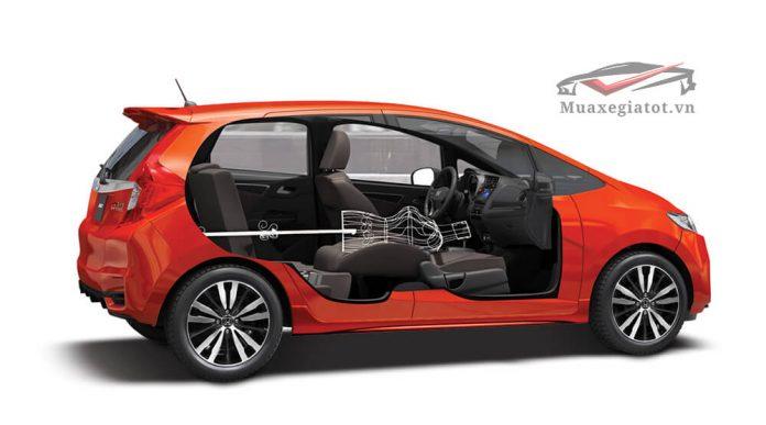 gia xe honda jazz 2020 muaxegiatot com 11 Đánh giá xe Honda Jazz 2021 - Thiết kế trẻ trung, kích thước nhỏ gọn