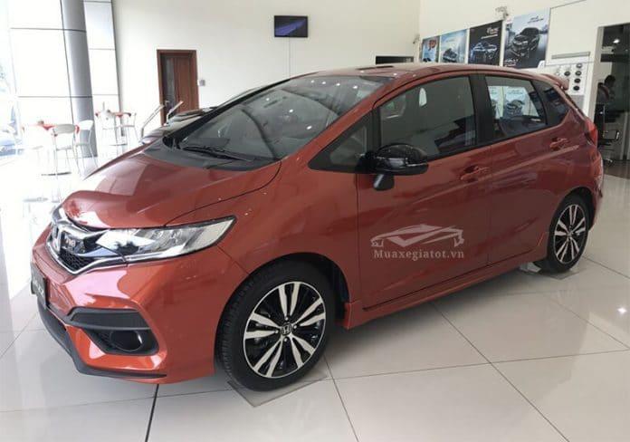 honda jazz 2020 rs 15 cvt muaxegiatot com 1 696x488 1 Đánh giá xe Honda Jazz 2021 - Thiết kế trẻ trung, kích thước nhỏ gọn