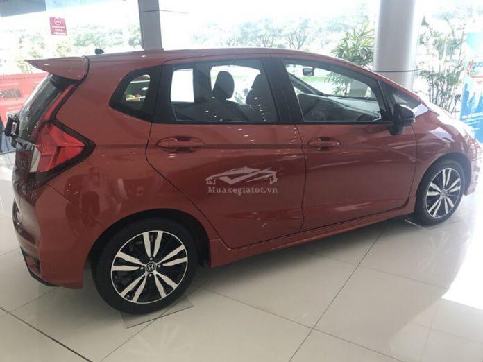 honda jazz 2020 rs 15 cvt muaxegiatot com 2 696x522 1 Đánh giá xe Honda Jazz 2021 - Thiết kế trẻ trung, kích thước nhỏ gọn