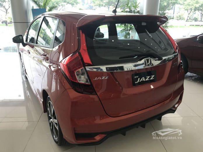 honda jazz 2020 rs 15 cvt muaxegiatot com 3 696x522 1 Đánh giá xe Honda Jazz 2021 - Thiết kế trẻ trung, kích thước nhỏ gọn