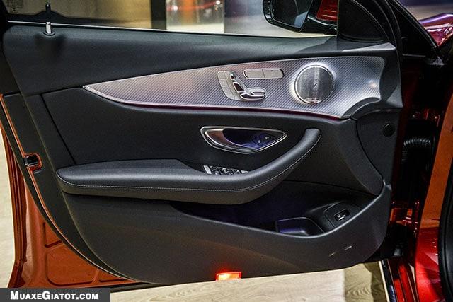 loa xe mercedes benz e200 sport 2020 muaxegiatot com Đánh giá xe Mercedes E200 Sport 2021 - Giá cả phải chăng
