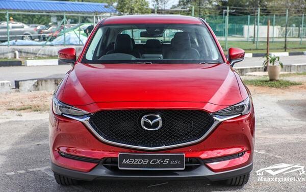 mazda cx5 2018 mau do muaxegiatot vn So sánh xe Peugeot 3008 2021 và Mazda CX5 2021