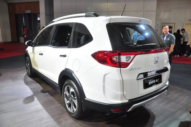 ngoai that xe honda brv 2021 xetot com Đánh giá xe Honda BR-V 2022 đối thủ nặng ký vớiRush, Xpander