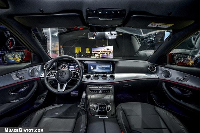 noi that mercedes benz e200 sport 2020 muaxegiatot com Đánh giá xe Mercedes E200 Sport 2021 - Giá cả phải chăng