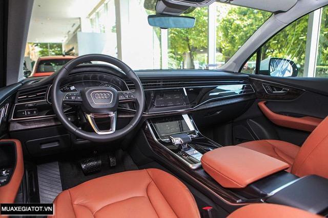 noi that xe audi q7 2020 2021 muaxegiatot vn Đánh giá xe Audi Q7 2022 - Nâng cấp khả năng off-road