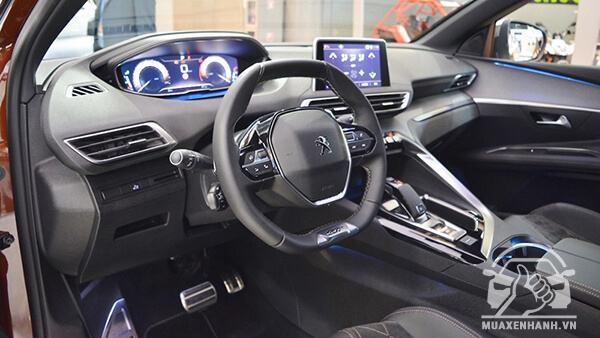 noi that xe peugeot 3008 2019 muaxegiatot vn 48 So sánh xe Peugeot 3008 2021 và Mazda CX5 2021