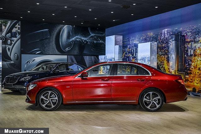 than xe mercedes benz e200 sport 2020 muaxegiatot com Đánh giá xe Mercedes E200 Sport 2021 - Giá cả phải chăng
