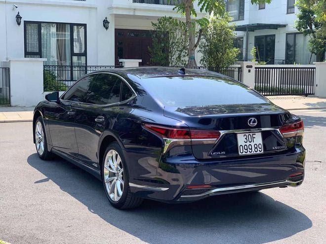 """Danh gia xe Lexus LS500h 2022 04 660x495 1 Đánh giá xe Lexus LS 500h 2022 - mẫu sedan hạng sang """" bậc nhất"""" của Lexus"""