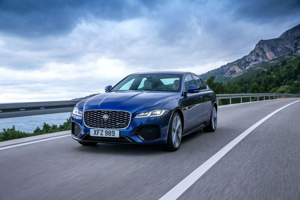 Đánh giá Jaguar XF 2022 – Cơ hội cạnh tranh liệu còn rộng mở?