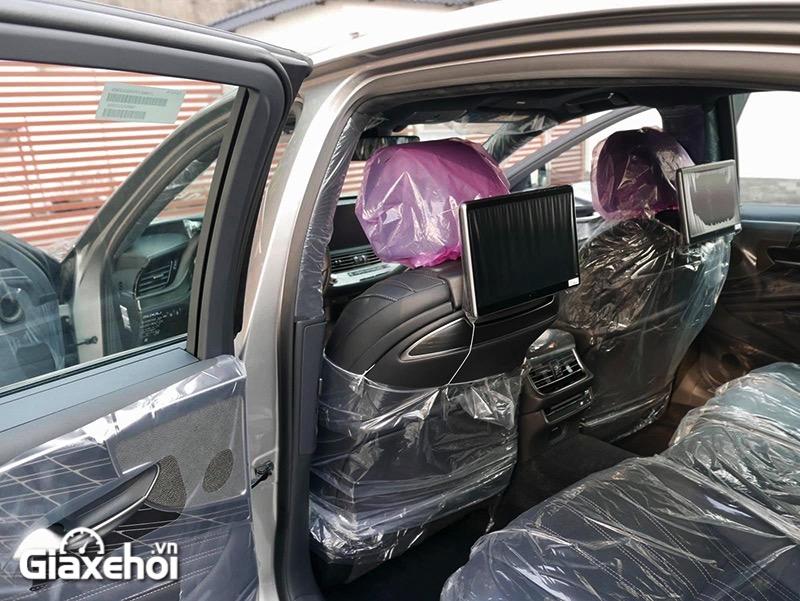 """ghe sau xe lexus ls 500 2021 giaxehoi vn 1 800x601 1 Đánh giá xe Lexus LS 500 2022 - """"Cực phẩm"""" xe sang của thương hiệu Lexus"""