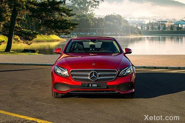 gia xe mercedes benz e180 2020 muaxegiatot vn Đánh giá xe Mercedes E180 2021, Xe hạng sang giá bình dân