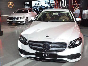 Đánh giá xe Mercedes E180 2021, Xe hạng sang giá bình dân