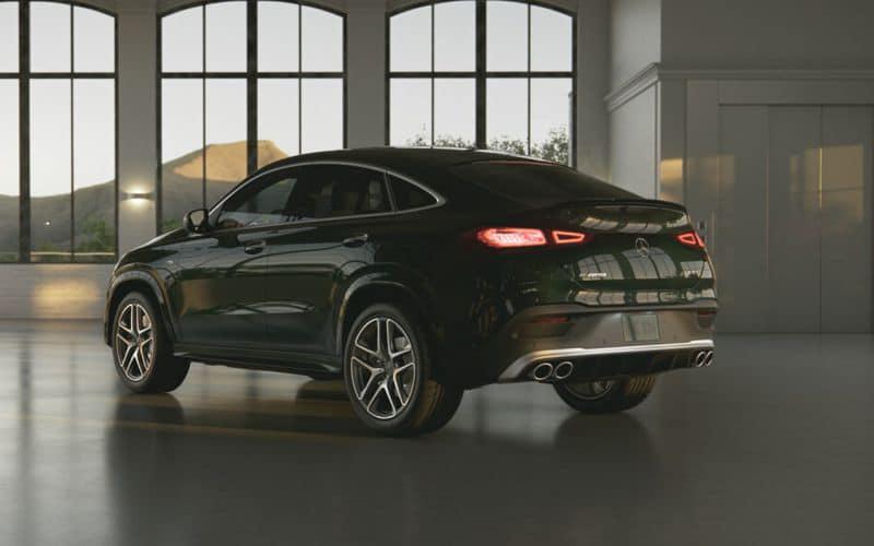 """Den hau xe Mercedes AMG GLE 53 Coupe 2022 giaxehoi vn Đánh giá Mercedes-AMG GLE 53 Coupe 2022 – Chiếc SUV hạng sang """"đáng đồng tiền bát gạo"""""""