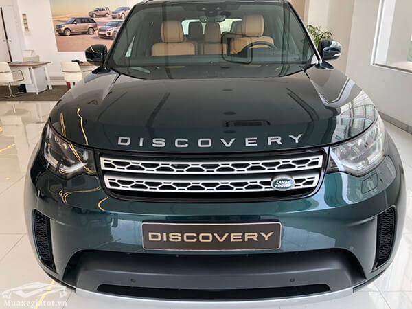 dau xe land rover discovery 2019 muaxegiatot vn 7 Đánh giá Land Rover Discovery 2021 - Mẫu SUV cao cấp 7 chỗ lừng danh tới từ Anh Quốc