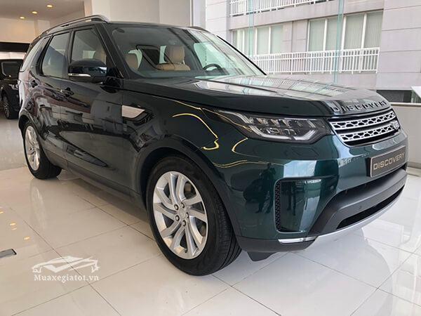 gia xe land rover discovery 2019 muaxegiatot vn 1 Đánh giá Land Rover Discovery 2021 - Mẫu SUV cao cấp 7 chỗ lừng danh tới từ Anh Quốc