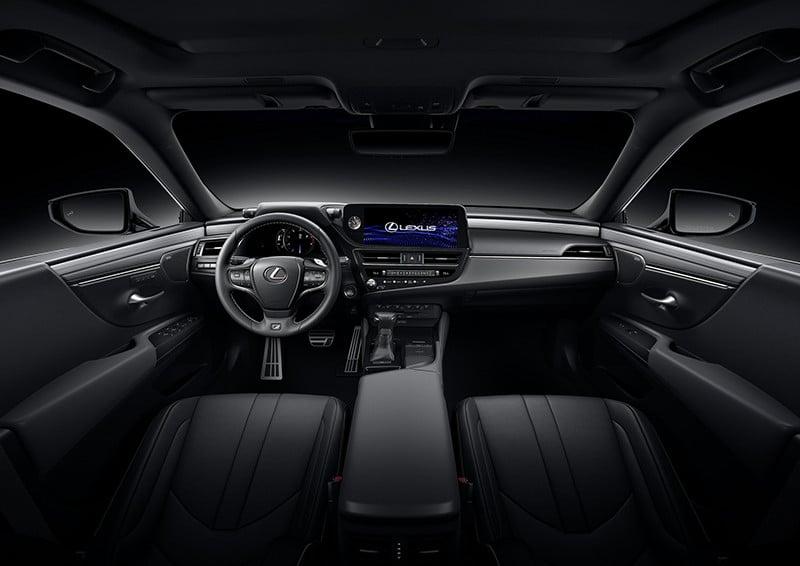 khoang lai xe lexus es 2022 giaxehoi vn 800x566 1 Đánh giá xe Lexus ES 2022: Nhiều nâng cấp, bổ sung ấn tượng