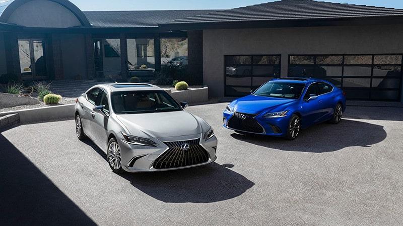 ngoai that xe lexus es 2022 giaxehoi vn 800x450 1 Đánh giá xe Lexus ES 2022: Nhiều nâng cấp, bổ sung ấn tượng