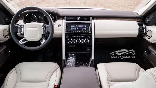 noi that land rover discovery 2019 muaxegiatot vn 11 Đánh giá Land Rover Discovery 2021 - Mẫu SUV cao cấp 7 chỗ lừng danh tới từ Anh Quốc