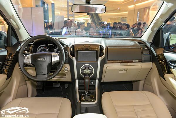 noi that xe isuzu mux 2021 2022 xetot com 3 Đánh giá xe Isuzu MU-X 2021 đang bán tại Việt Nam: Mạnh mẽ hơn, thể thao hơn