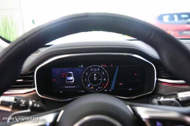 bang dong ho jaguar f pace 2022 muaxegiatot vn Chi tiết bản nâng cấp xe Jaguar F-Pace 2022
