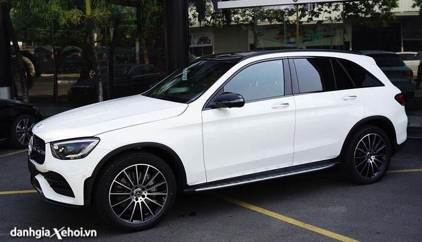 danh gia xe mercedes glc 300 4matic 2021 danhgiaxehoi vn 846x486 1 Những mẫu xe Mercedes GLC kèm giá bán tại Việt Nam