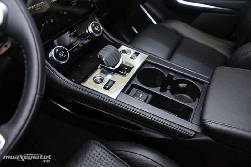 dieu khien trung tam jaguar f pace 2022 muaxegiatot vn Chi tiết bản nâng cấp xe Jaguar F-Pace 2022