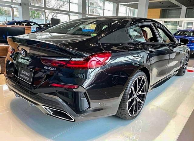 duoi xe bmw 840i gran coupe 2022 muaxegiatot vn Đánh giá xe BMW 840i Gran Coupe M Sport 2022: Nhiều điểm ấn tượng