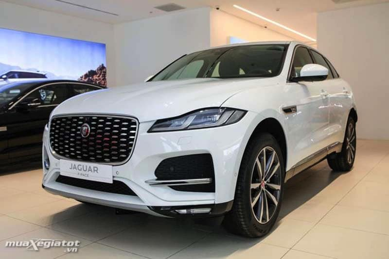 gia xe jaguar f pace 2022 muaxegiatot vn Chi tiết bản nâng cấp xe Jaguar F-Pace 2022