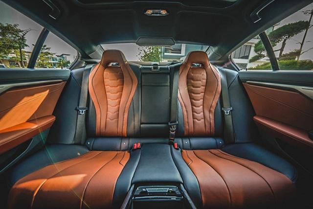 hang ghe thu 2 xe bmw 840i gran coupe 2022 muaxegiatot vn Đánh giá xe BMW 840i Gran Coupe M Sport 2022: Nhiều điểm ấn tượng