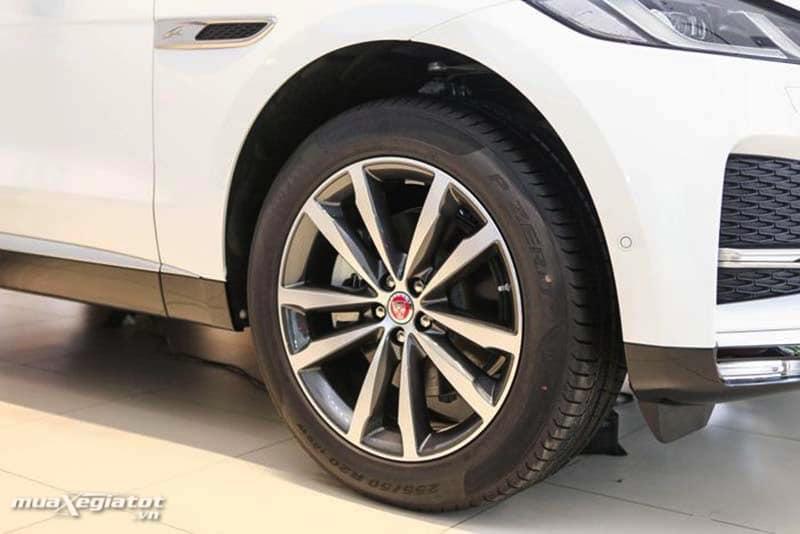 mam xe jaguar f pace 2022 muaxegiatot vn Chi tiết bản nâng cấp xe Jaguar F-Pace 2022