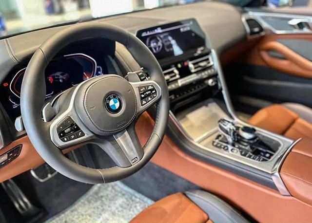 noi that xe bmw 840i gran coupe 2022 muaxegiatot vn Đánh giá xe BMW 840i Gran Coupe M Sport 2022: Nhiều điểm ấn tượng