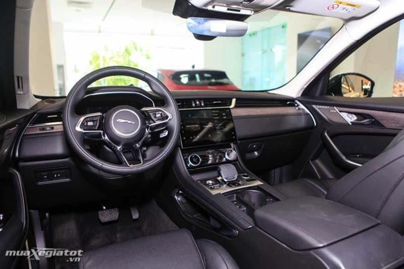 noi that xe jaguar f pace 2022 muaxegiatot vn Chi tiết bản nâng cấp xe Jaguar F-Pace 2022